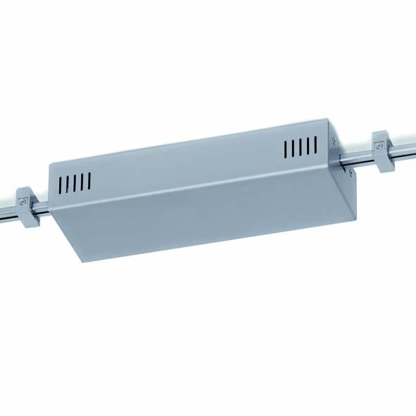Lumexx Systemtrafo LED 120VA - matt silber.