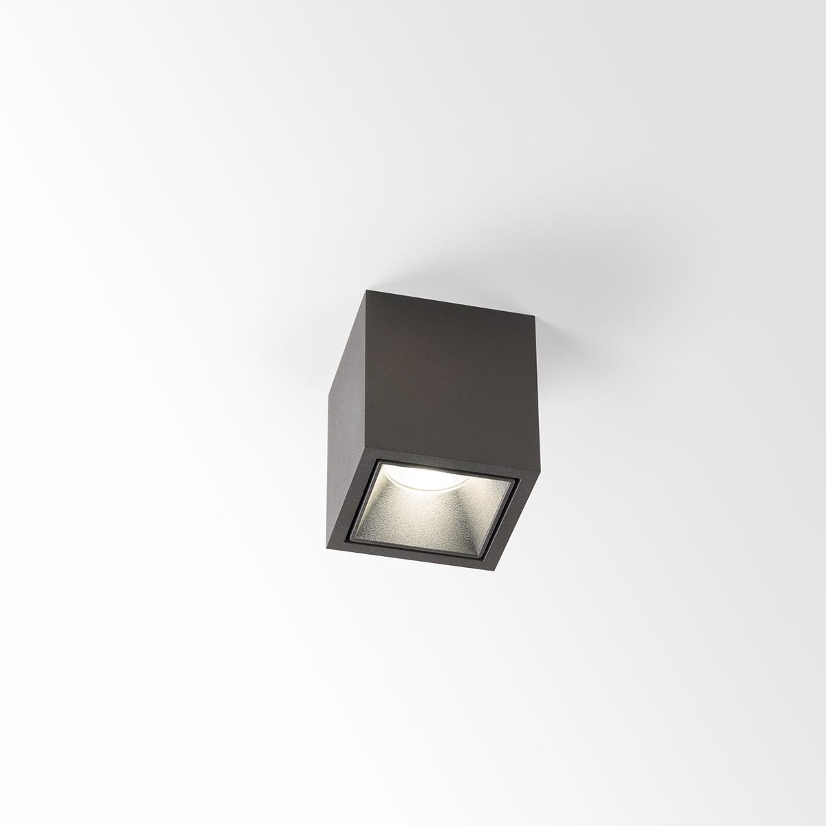 Delta Light Boxy L+ Graubraun
