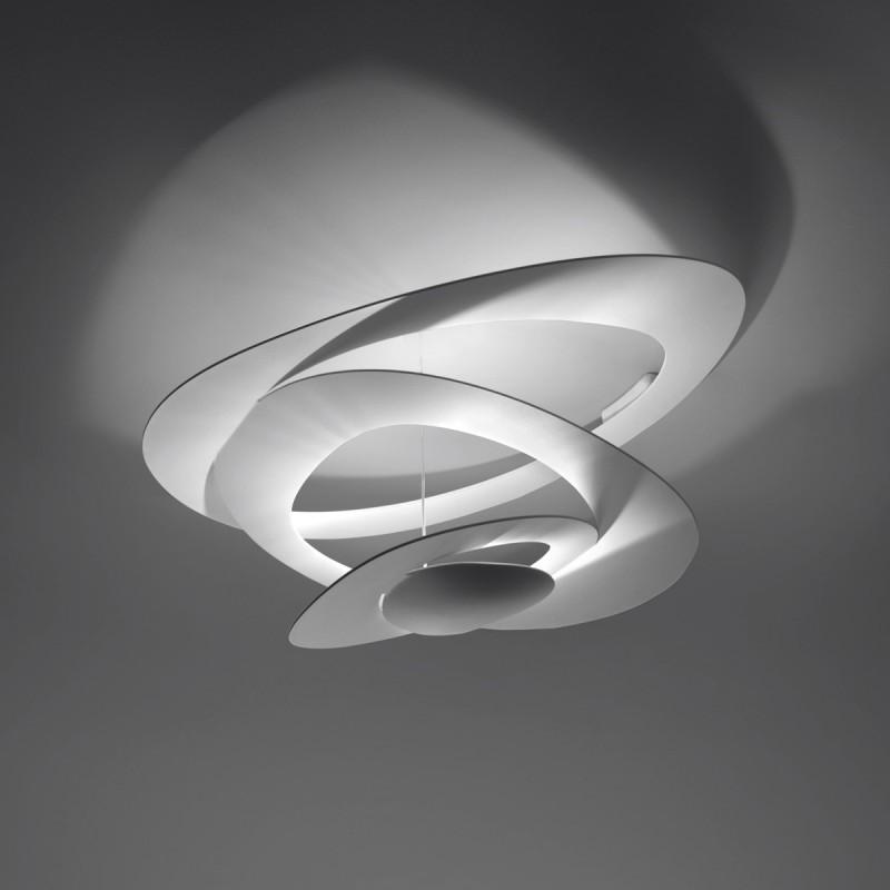 Pirce Soffitto Mini LED, weiß, Artemide