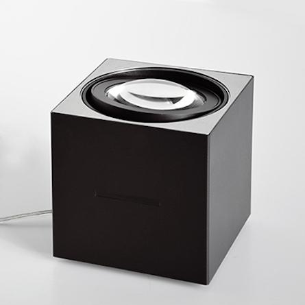 Vega 111 Floor Cube Halogen