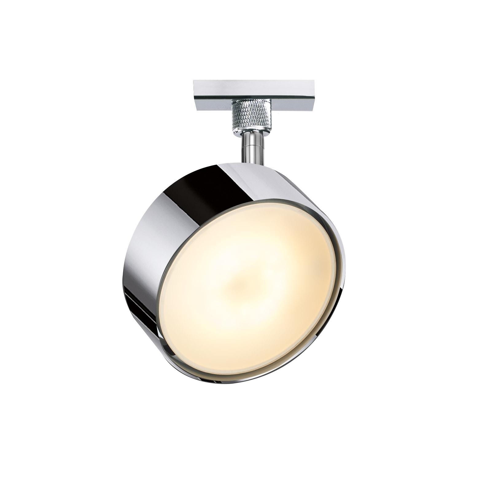 Bruck Duolare Tuto LED Spot, chrom.