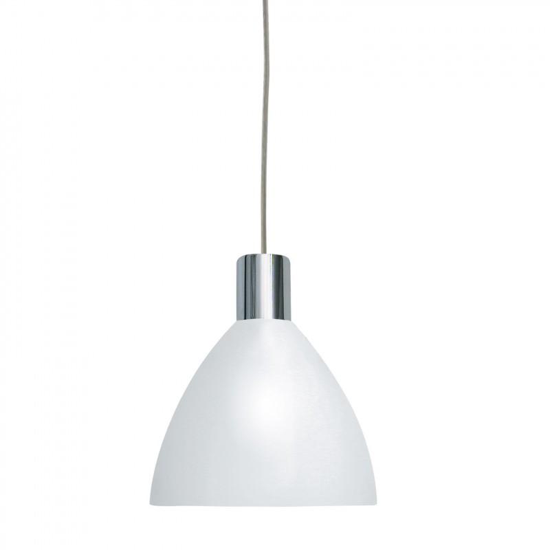 Bruck Silva Neo Down 110 LED Pendelleuchte 1-flammig - weiß.