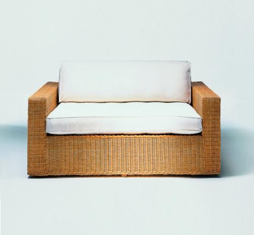 David Niven Sofa 2-Sitzer SunLux - Stoffbezug