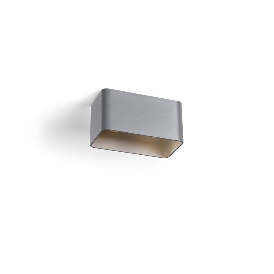 Docus 2.0 Deckenleuchte LED alu