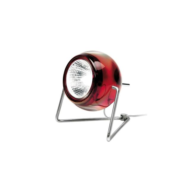 Beluga Colour D57 Tischleuchte - rot