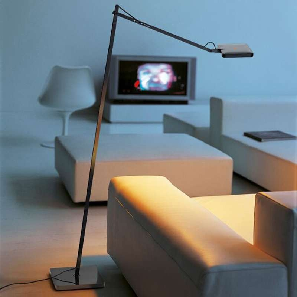 Kelvin LED F Floor Lamp