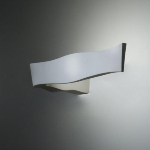 Yves Wandleuchte - weiß