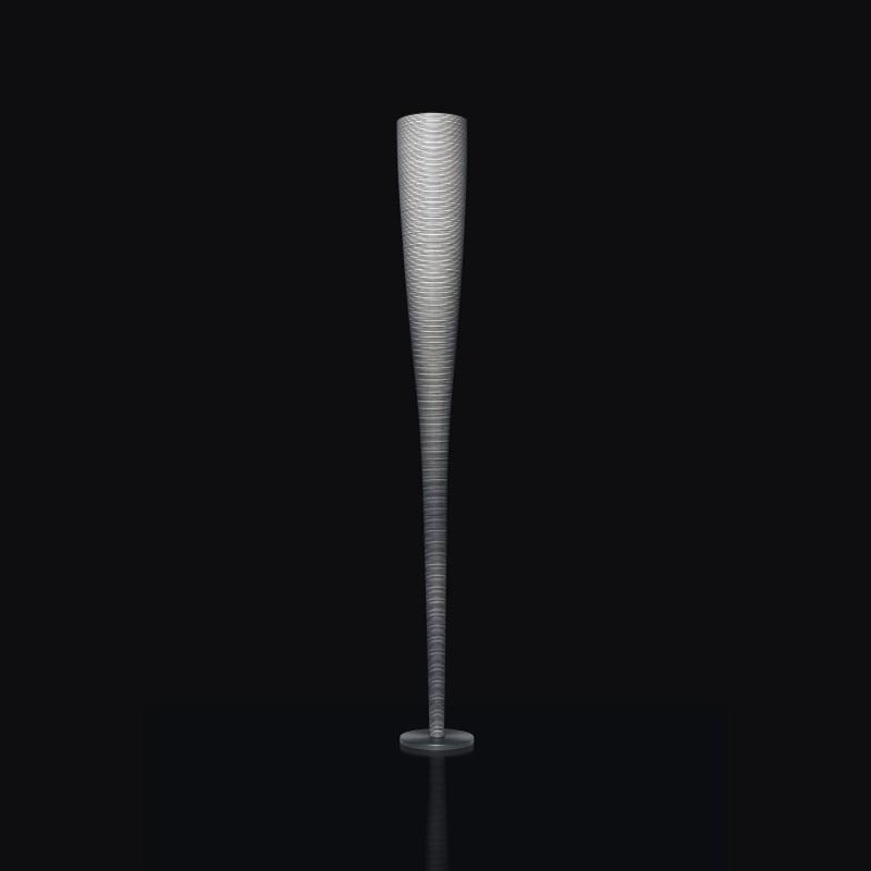 Foscarini Mite LED Stehleuchte - schwarz.