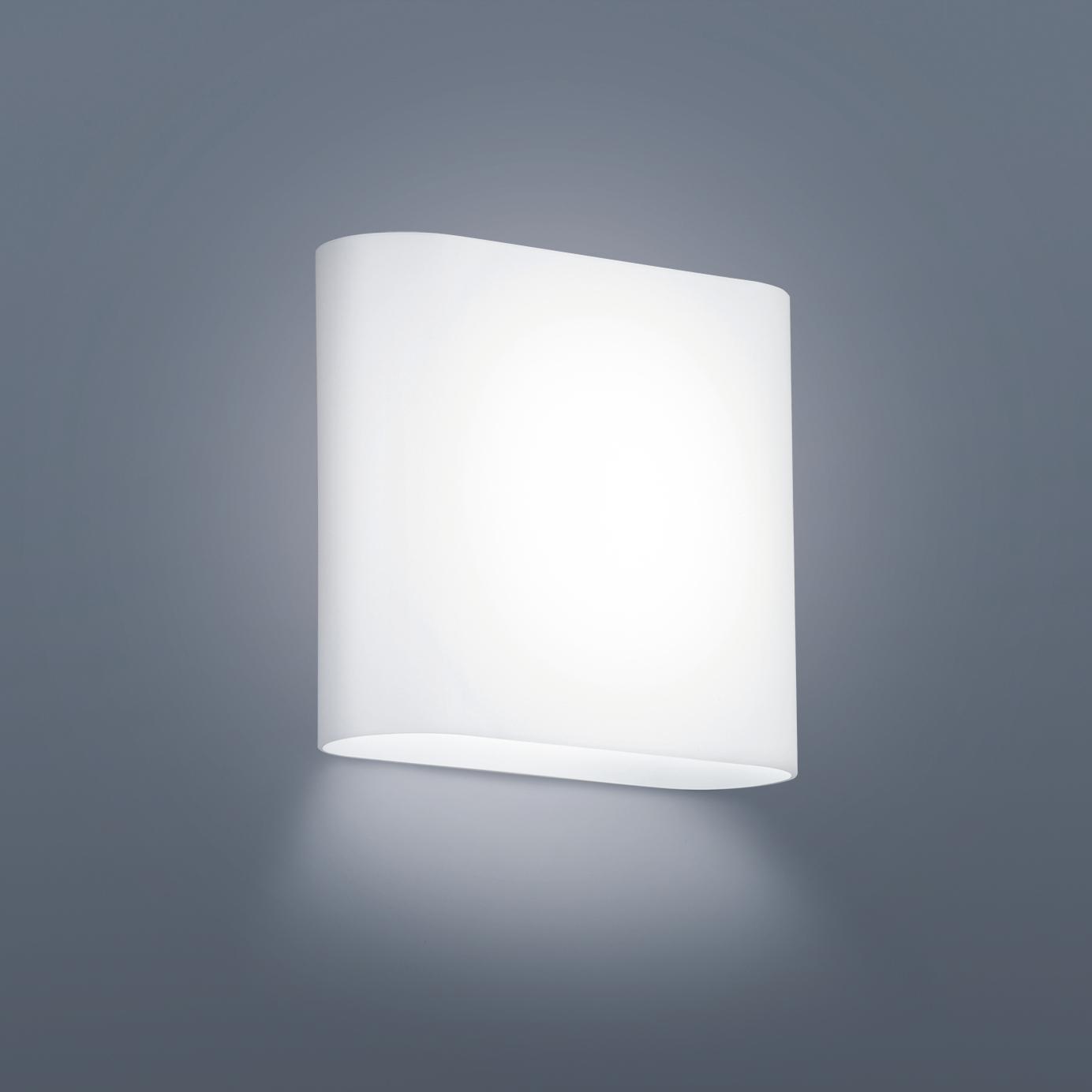 Loop LED Wandleuchte