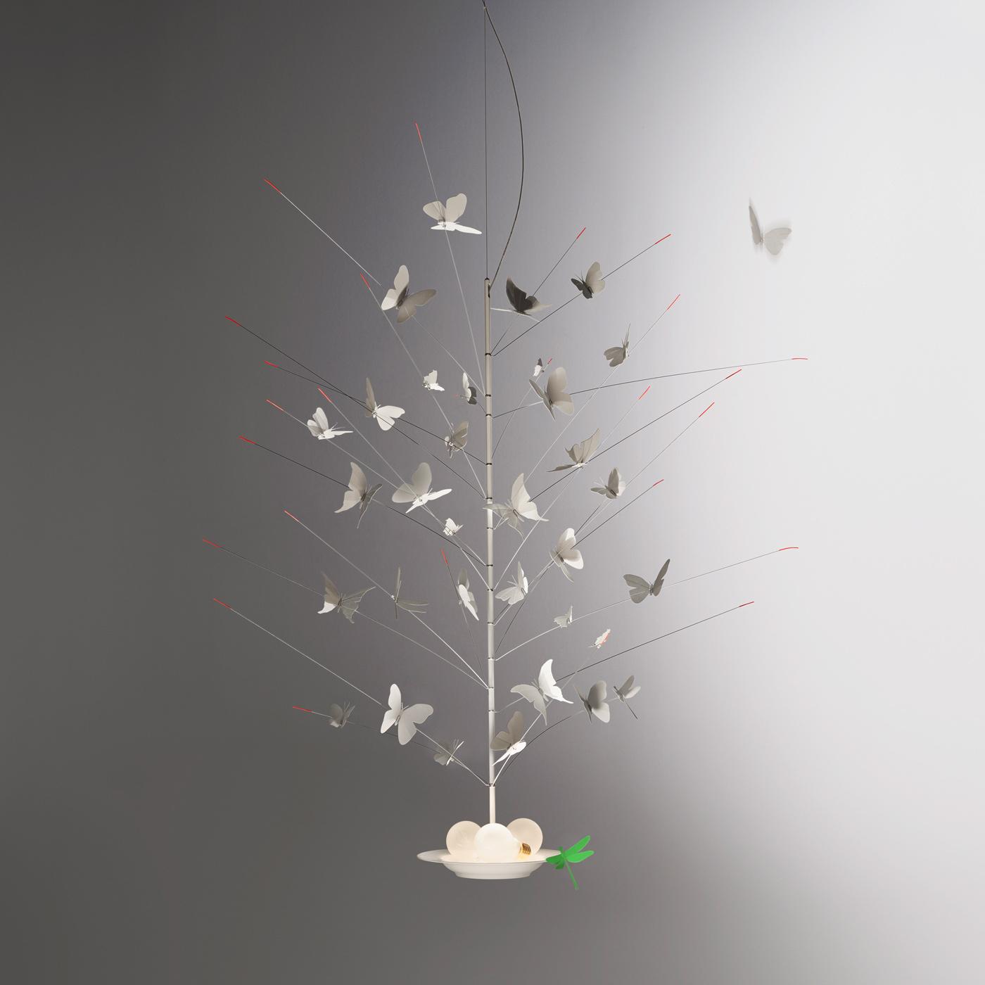 La Festa delle Farfalle Pendelleuchte