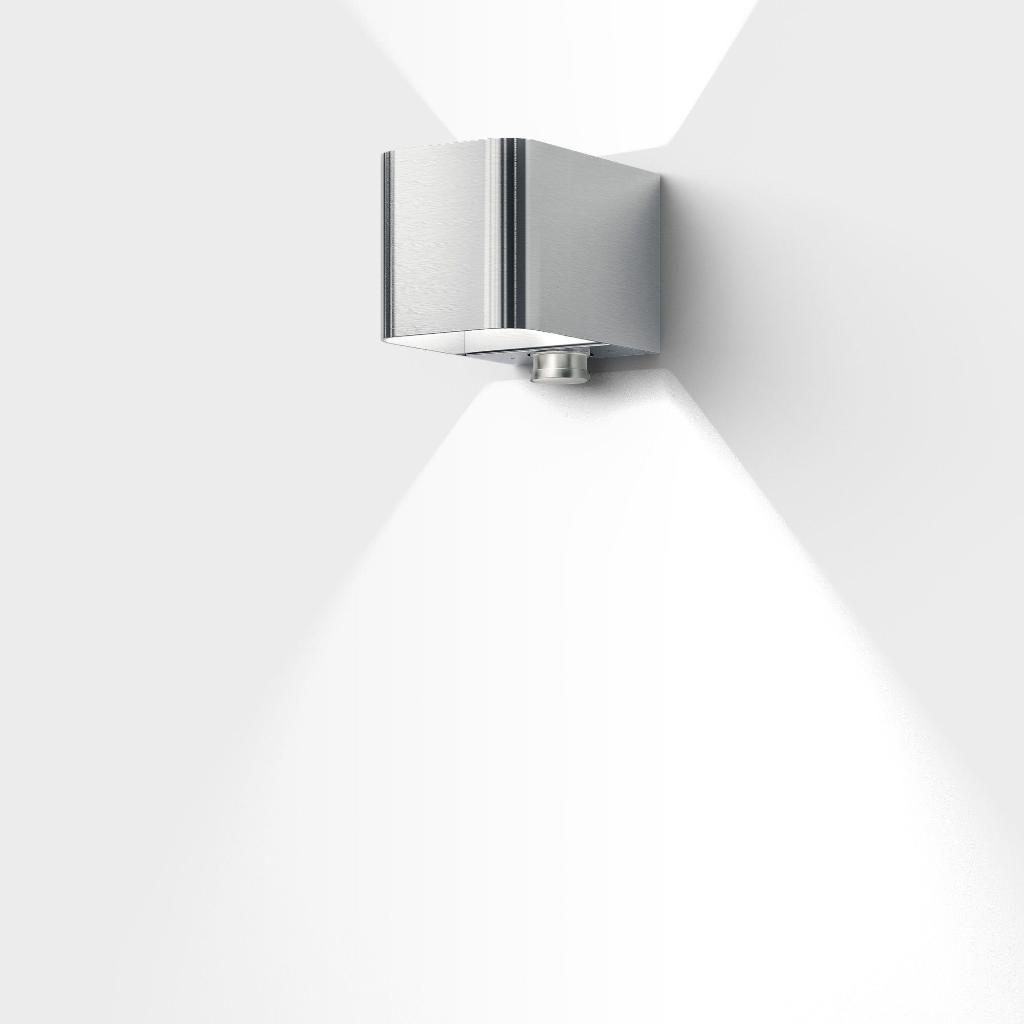 Intro #1 IvyLight LED silber