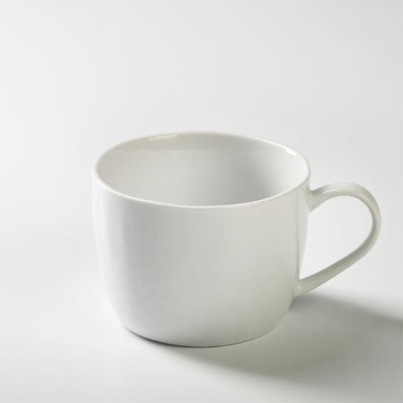 Piana Kaffee- / Teetasse - weiß