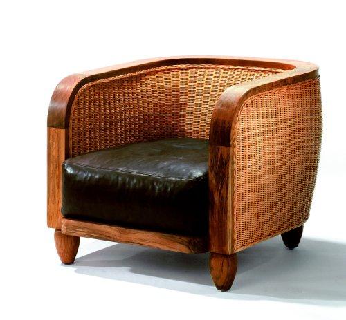 Lobby Sessel - Lederbezug