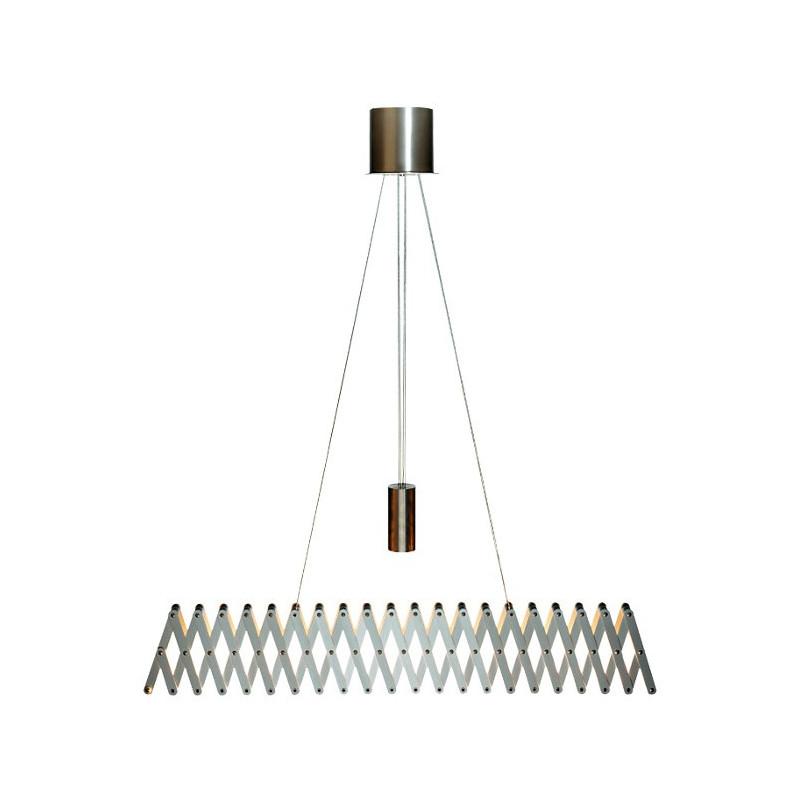 Lucelab Flexxxibile Pendelleuchte (aluminium)