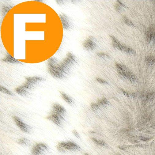 Luxx Kunstfell - Stoffklasse F