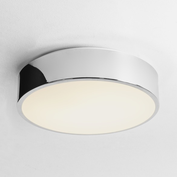 Mallon Deckenleuchte LED, chrom poliert