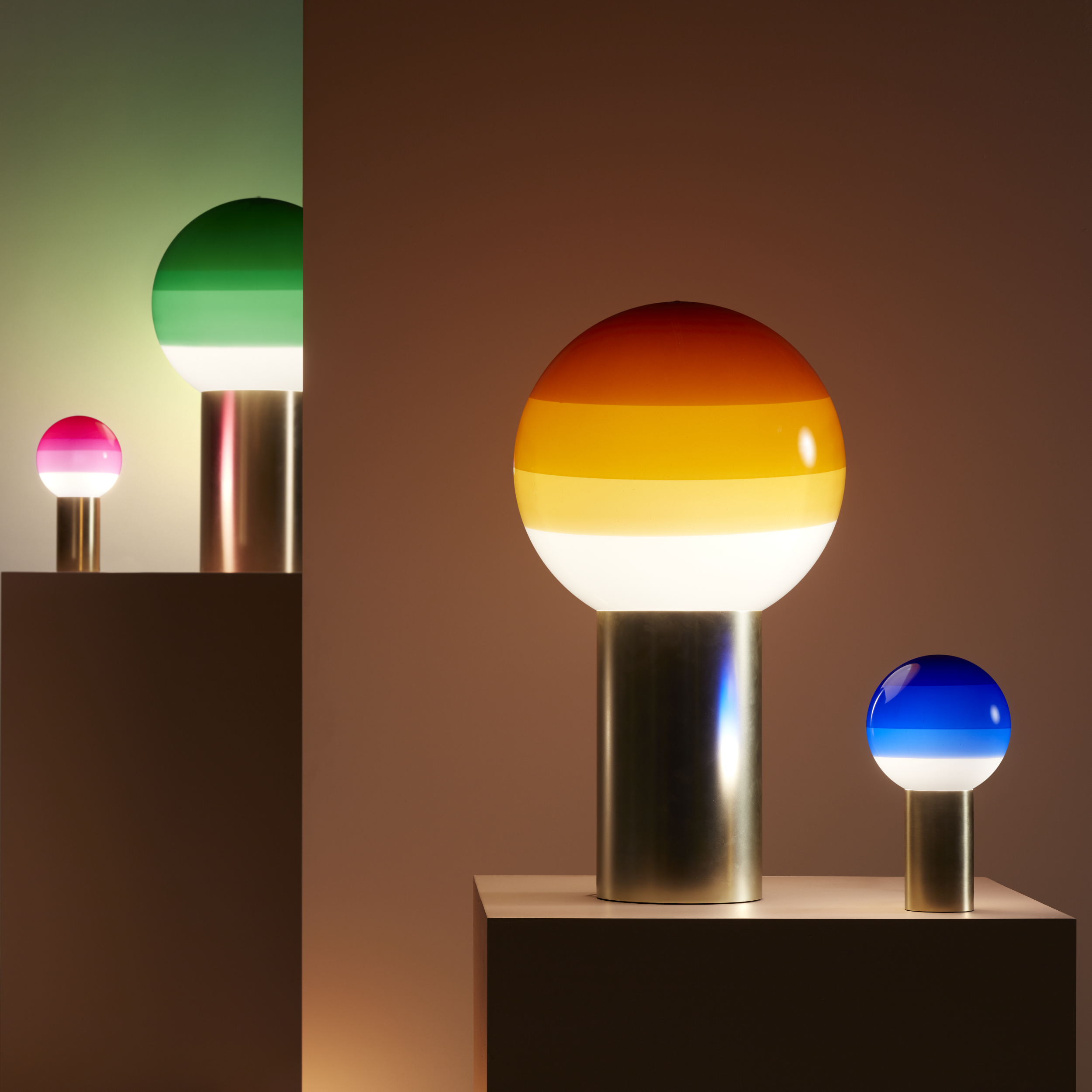 Marset - Mehrere Exemplare der Dipping Light