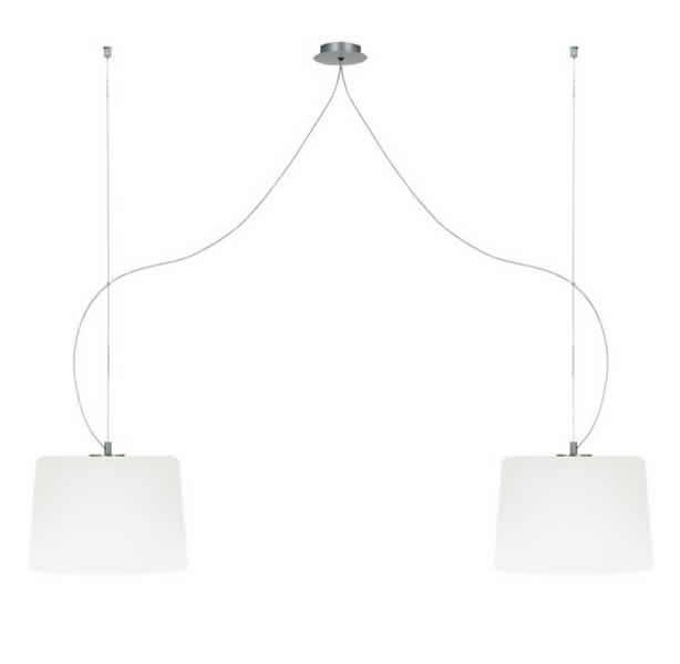 Mesa 2-Light Pendant Light