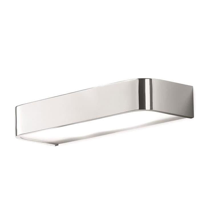 Arcos - 25 cm - Wandleuchte, chrom