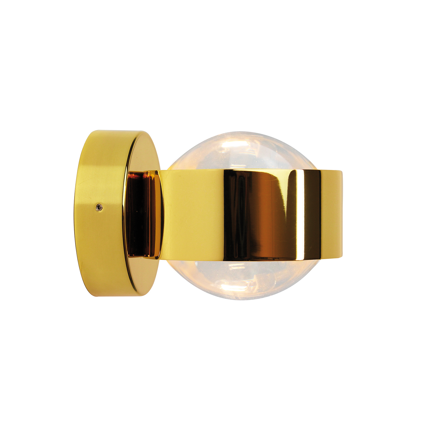 Puk Wall LED, gold