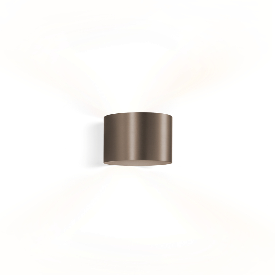 Ray 2.0 LED Wandleuchte, bronze