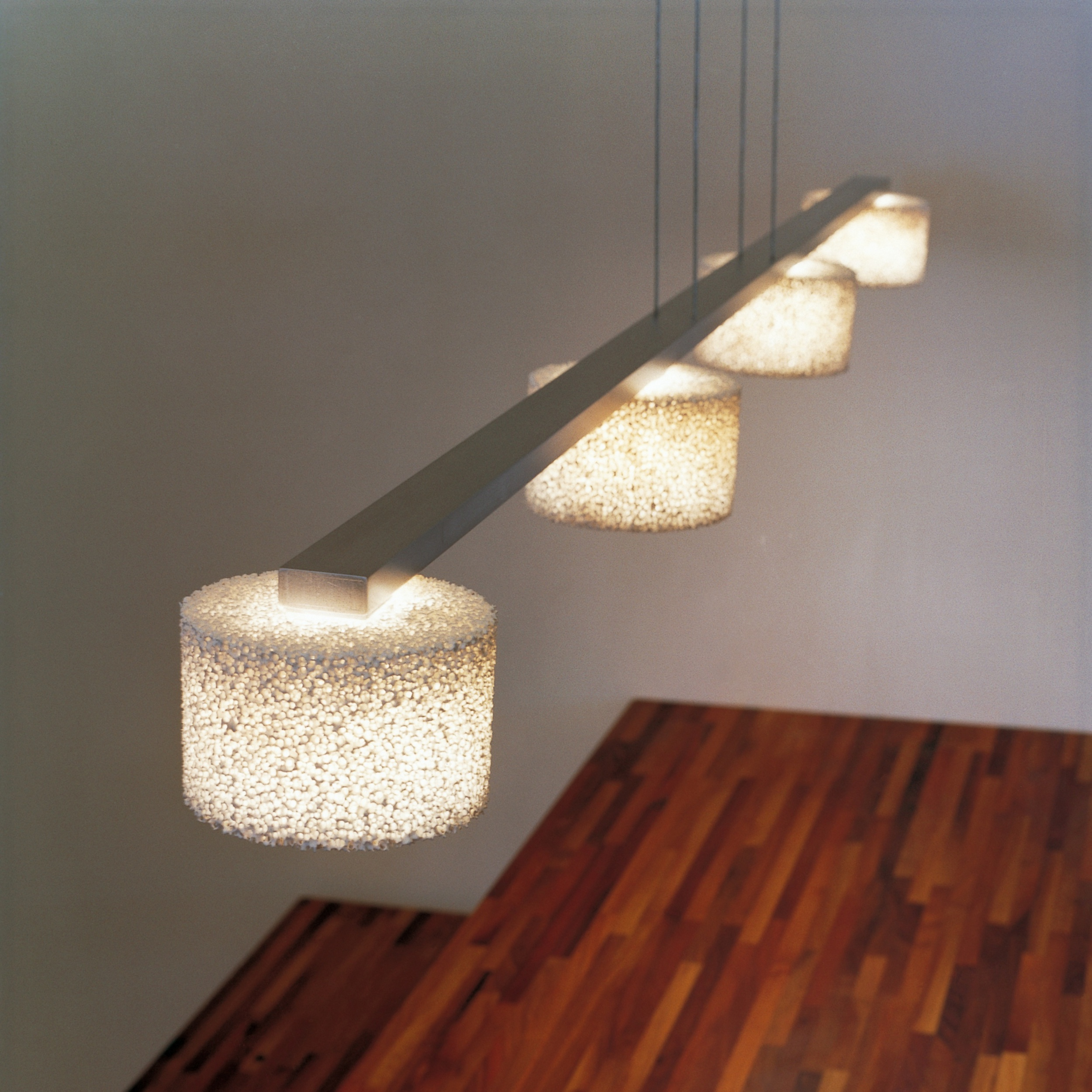 Reef LED Suspension 4, Anwendungsbeispiel, Serien Lighting