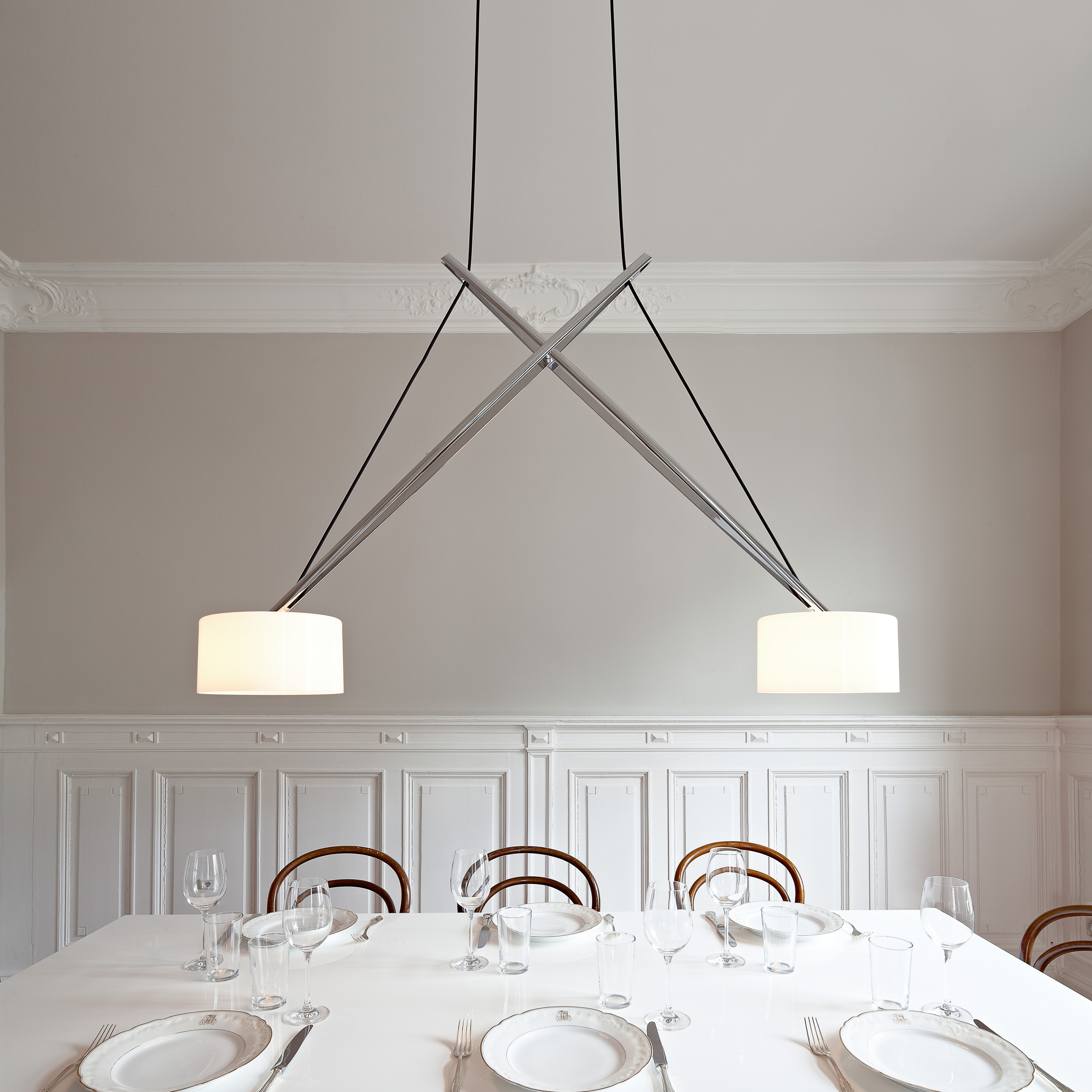 Twin Pendant Lamp