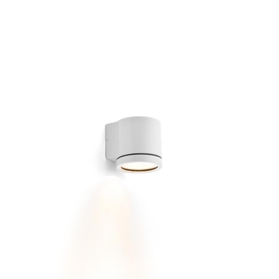 Tube 1.0 Outdoor LED Wandleuchte weiß
