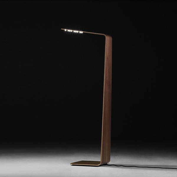 Tunto Design LED2 in Walnuss