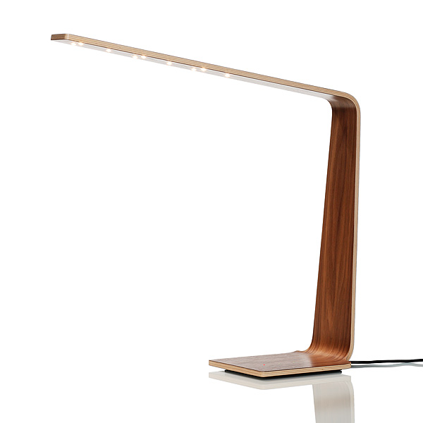 Tunto Design LED4 Walnuss
