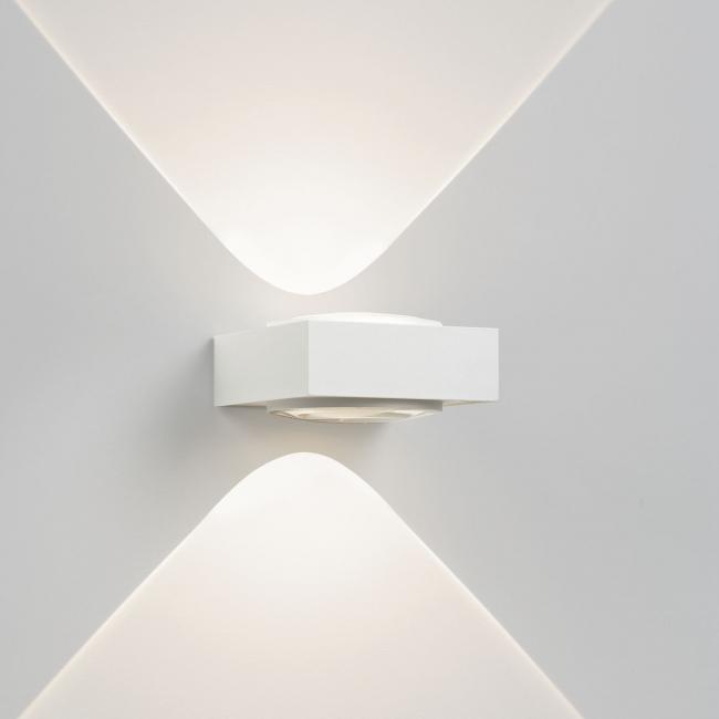 Vision LED Wandleuchte 1-flammig weiß