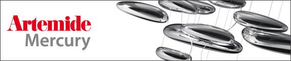 Artemide Artemide Mercury Leuchten
