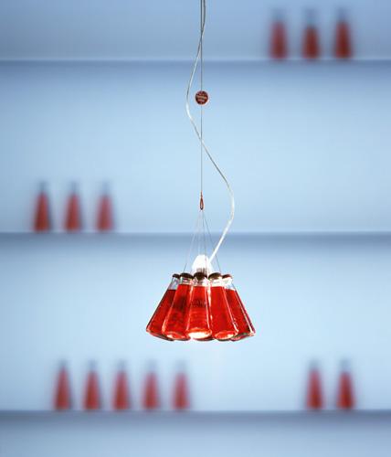 Ingo Maurer Campari Light Leuchte