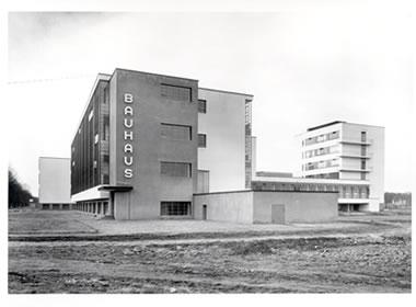 Das Bauhaus Gebäude