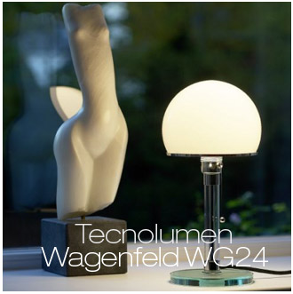 Tecnolumen Wagenfeld WG24