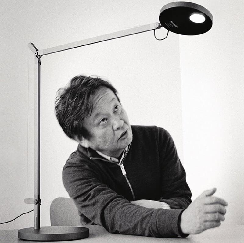 Der Designer Naoto Fukasawa