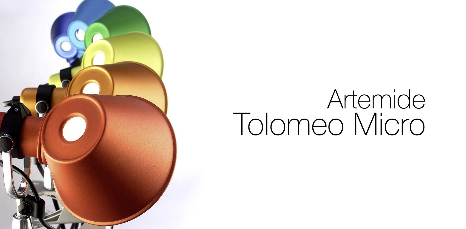 Tolomeo Micro von Artemide