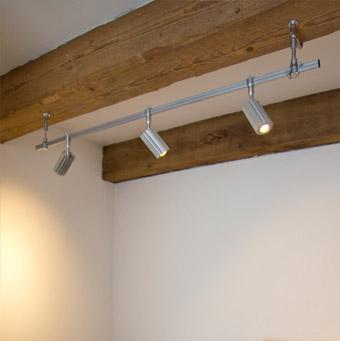 gro e auswahl an niedervolt schienensysteme bei ges licht erleben. Black Bedroom Furniture Sets. Home Design Ideas