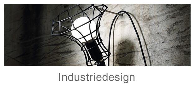 Lampen im Industriedesign