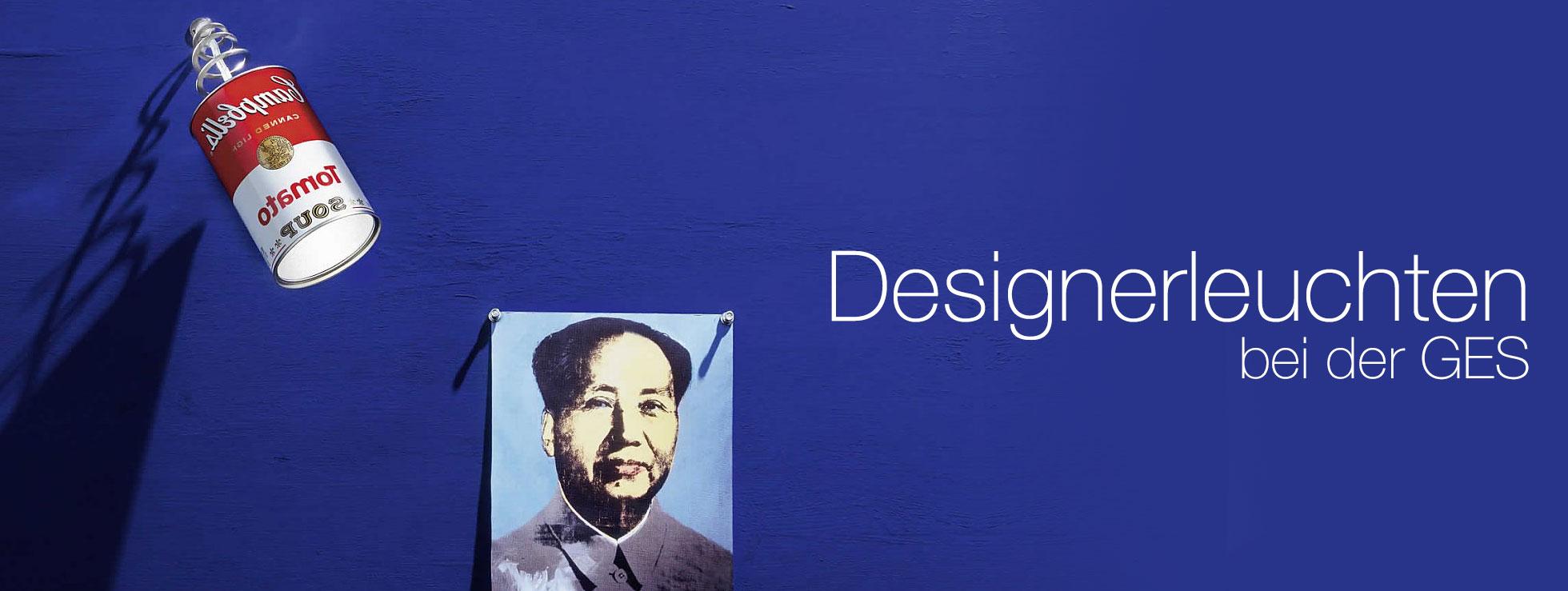 designerleuchten bei der ges. Black Bedroom Furniture Sets. Home Design Ideas