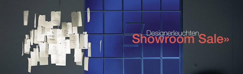 Designerleuchten Showroom Sale
