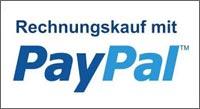 Rechnungskauf mit PayPal