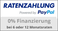 Zahlung per Ratenkauf
