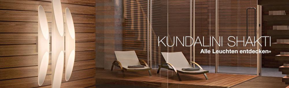 Kundalini Shakti Designer Leuchten