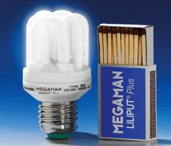 Lampen, Leuchtmittel und Transformatoren