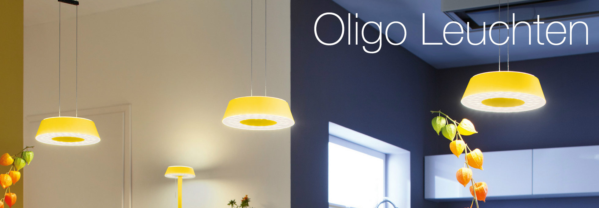 Oligo Leuchten sind Qualitätsprodukte