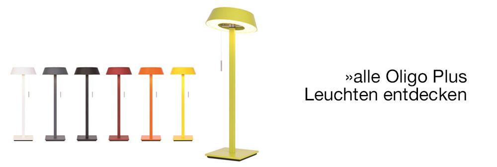Oligo Plus Leuchten entdecken und kaufen